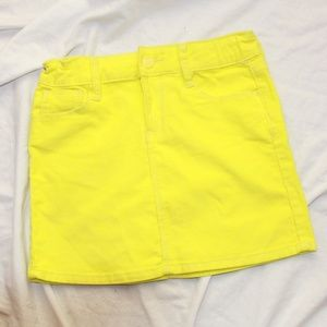 Like New! Gap Kids Corduroy Skirt
